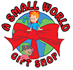 A Small World GIft Shop Retina Logo