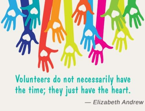 Top 10 Volunteer Tips